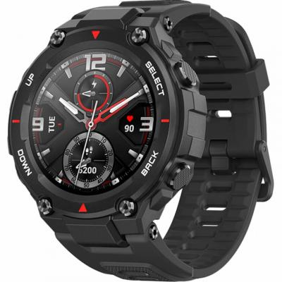 Смарт-часы Amazfit T-Rex Army Rock Black