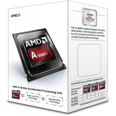 Процессор AMD A4-4020 (AD4020OKHLBOX)