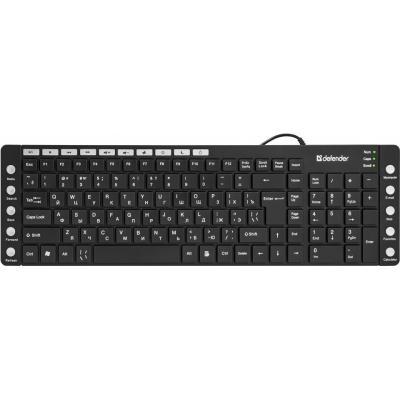 Клавиатура Defender OfficeMate MM-810 (45810)