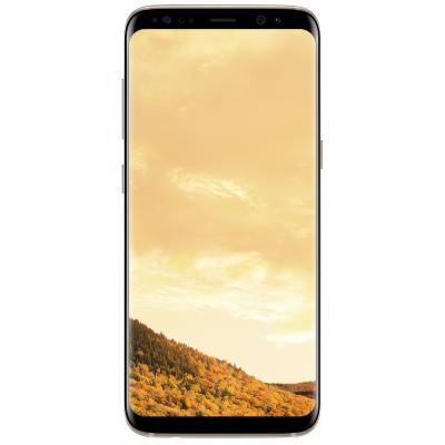 Мобильный телефон Samsung SM-G955FD/M64 (Galaxy S8 Plus) Gold (SM-G955FZDDSEK)
