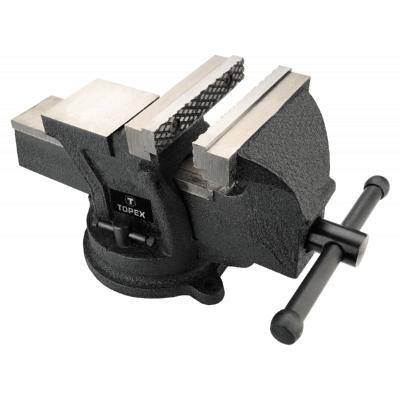 Тиски Topex поворотные, 150 мм (07A215)