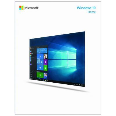 Операционная система Microsoft WIN HOME 10 32-bit/64-bit All Lng PK Lic Online DwnLd NR (KW9-00265)