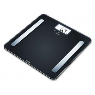 Весы напольные BEURER BF 600 Pure black (4211125748036)