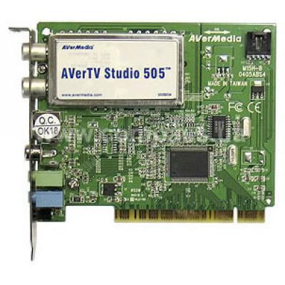 ТВ тюнер AVerTV 505 UA AVerMedia
