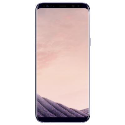 Мобильный телефон Samsung SM-G955FD/M64 (Galaxy S8 Plus) Orchid Gray (SM-G955FZVDSEK)