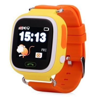 Смарт-часы ATRIX SW iQ400 Touch GPS Yellow