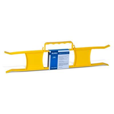 Электроустановочное изделие SVEN HOLDER, yellow (6438162012045)