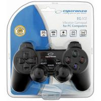 Геймпад Esperanza Vibration gamepad USB warrior (EG102)