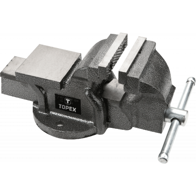 Тиски Topex 75 мм (07A107)