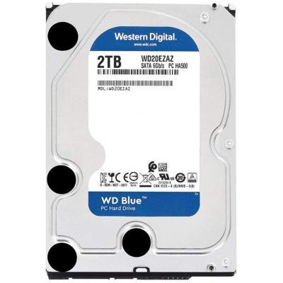"Жесткий диск 3.5"" 2TB WD (WD20EZAZ)"