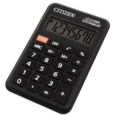 Калькулятор Citizen LC-210NR