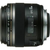Об'єктив EF-S 60mm f/2.8 macro USM Canon (0284B007)