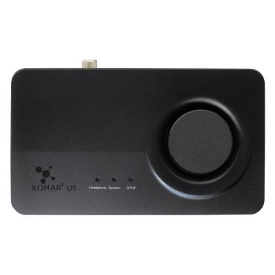 Звуковая плата ASUS Xonar U5 (90YB00FB-M0UC00)