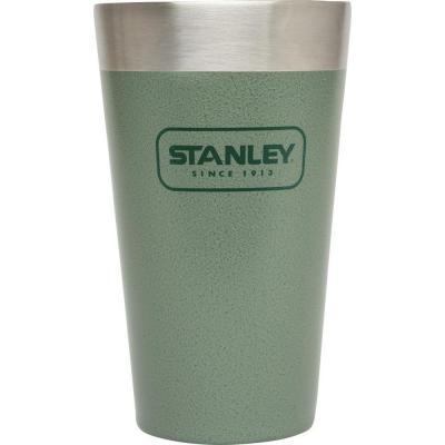 Термокружка Stanley Adventure Stacking 0.47 Л зеленая (6939236332583)
