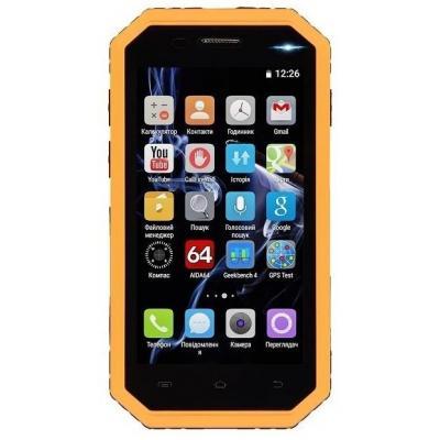 Мобильный телефон 2E E450R Dual Sim Yellow (708744071064)