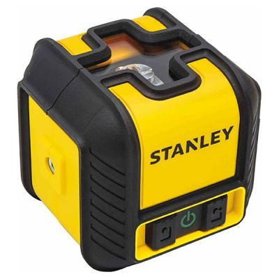 Уровень Stanley Cubix лазерный кросслайнер, дальность 16м (STHT77499-1)