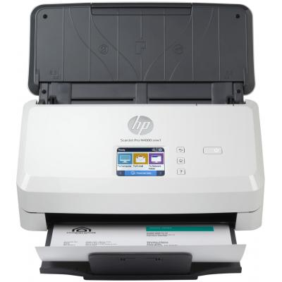 Сканер HP Scan Jet Pro N4000 snw1 с Wi-Fi (6FW08A)