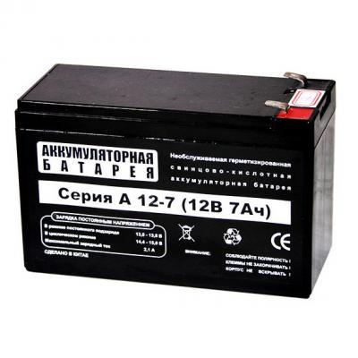 Батарея к ИБП  12В 7 Ач (3058)