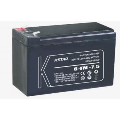 Батарея к ИБП KSTAR 12В 7.5 Ач (6-FM-7.5)