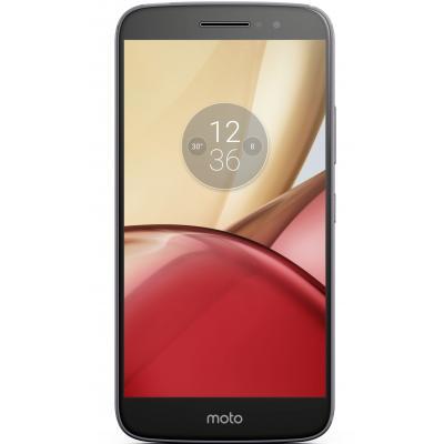 Мобильный телефон Motorola Moto M (XT1663) Grey (PA5D0075UA)