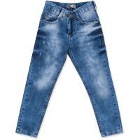 Джинсы Breeze с потертостями (20072-86B-jeans)