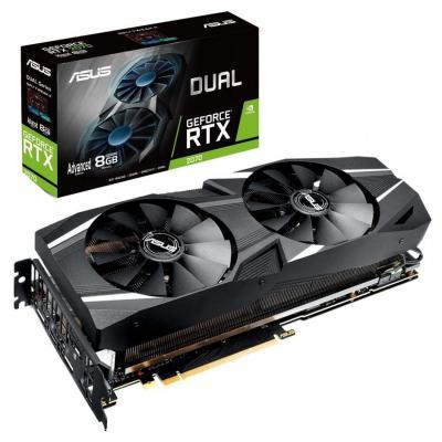 Видеокарта ASUS GeForce RTX2070 8192Mb DUAL ADVANCED (DUAL-RTX2070-A8G)