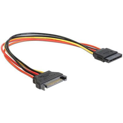 Кабель питания Cablexpert SATA power extention 0.3 м (CC-SATAMF-01)