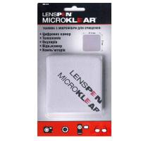 Очищувач для оптики MicroKlear Microfibre Suede Cloth Lenspen (MK-2-G)