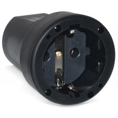 Электроустановочное изделие SVEN SE-2210 black (4895134781903)
