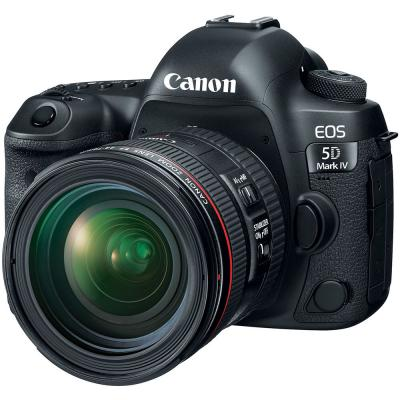 Цифровой фотоаппарат Canon EOS 5D MKIV 24-70 L IS Kit (1483C033)