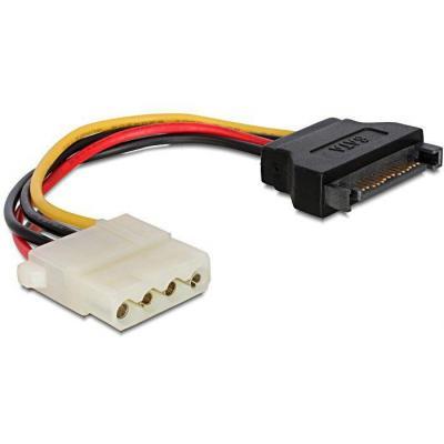 Кабель питания SATA power 0.15m Cablexpert (CC-SATA-PS-M)