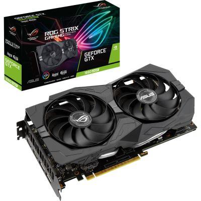 Видеокарта ASUS GeForce GTX1660 SUPER 6144Mb ROG STRIX ADVANCED GAMING (ROG-STRIX-GTX1660S-A6G-GAMING)