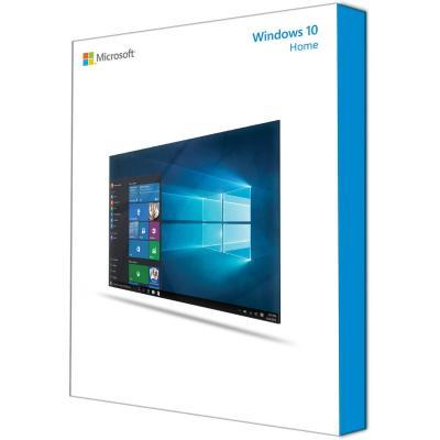 Операционная система Microsoft Windows 10 Home 32-bit/64-bit Ukrainian USB RS (KW9-00510)