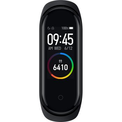 Фитнес браслет Xiaomi Mi Smart Band 4 Black (CN)