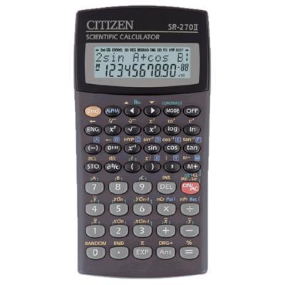 Калькулятор Citizen SR-270 II (SR-270)