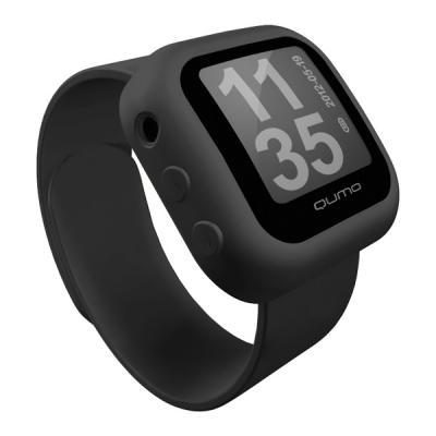mp3 плеер Qumo QUMO Sportswatch 4GB black (QUMO SPORTSWATCH 4GB black)