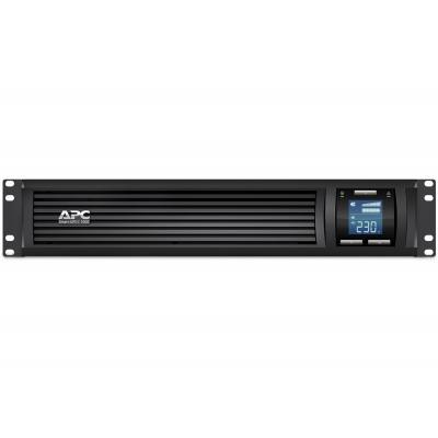Источник бесперебойного питания APC Smart-UPS C RM 1000VA LCD (SMC1000I-2U)
