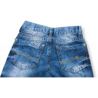 Джинсы Breeze с потертостями (20072-104B-jeans)