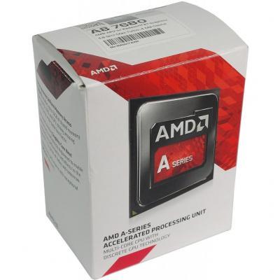 Процессор AMD A8-7680 (AD7680ACABMPK)