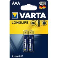 Батарейка Varta AAA Varta Longlife Extra * 2 (04103101412)