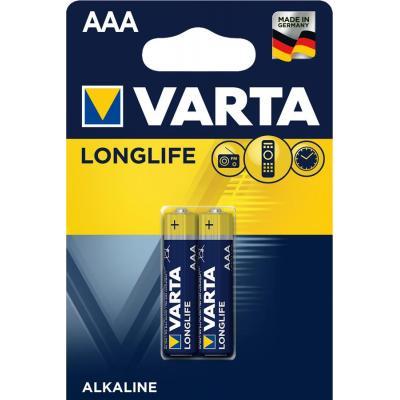 Батарейка AAA Varta Longlife Extra * 2 VARTA (04103101412)