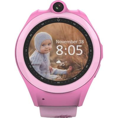 Смарт-часы UWatch Q610 Kid wifi gps smart watch Pink (F_52919)