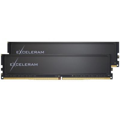 Модуль пам'яті для комп'ютера DDR4 16GB (2x8GB) 3000 MHz Dark eXceleram (ED4163016AD)