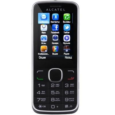 Мобильный телефон ALCATEL ONETOUCH 2005D Anthracite (2005D-2CALUA1)