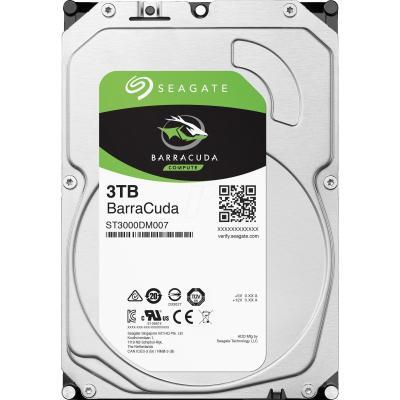 """Жесткий диск 3.5"""" 3TB Seagate (# 1WY10G-899 / ST3000DM007-FR-WL#)"""