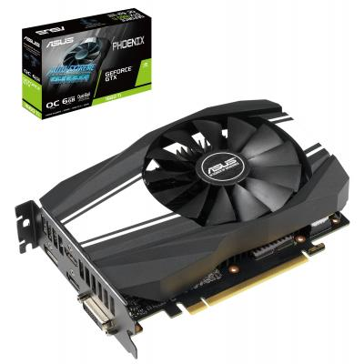 Видеокарта ASUS GeForce GTX1660 Ti 6144Mb PHOENIX (PH-GTX1660TI-6G)