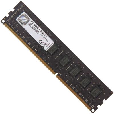 Модуль памяти для компьютера DDR3 4GB 1600 MHz G.Skill (F3-1600C11S-4GNT)