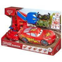 Игровой набор Mattel Трансформер Молния-МаКкуин 5 в 1 из м/ф Тачки (CKJ98)