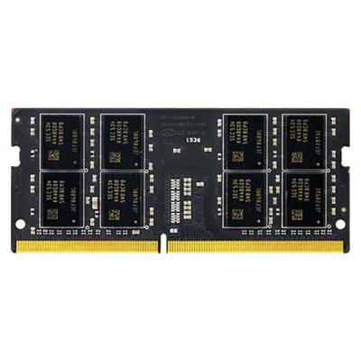 Модуль памяти для ноутбука SoDIMM DDR4 16GB 2400 MHz Elite Team (TED416G2400C16-S01)