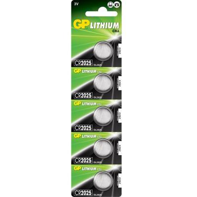 Батарейка CR2025 GP (CR2025-U5)